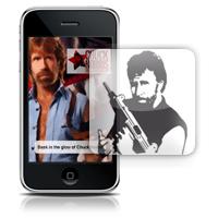 iChuck: Chuck Norris vicevi za iPhone