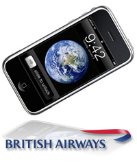 British Airways za iPhone