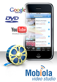 Mobiola Video Studio za iPhone