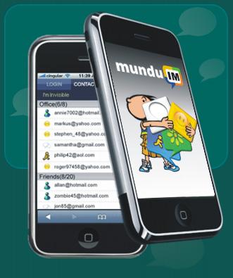 Mundu za iPhone