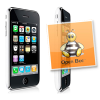 Open Bee fax za iPhone