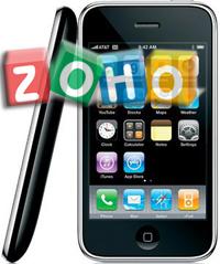 iZoho - Zoho za iPhone